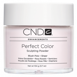 CND Perfect Color Sculpting Powder - Blush Pink: Sheer