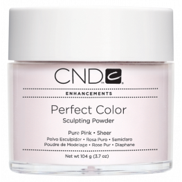 CND Perfect Color Sculpting Powder - Pure Pink: Sheer