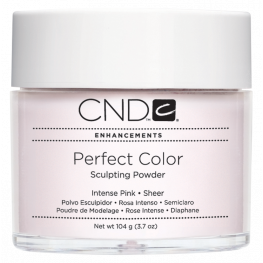 CND Perfect Color Sculpting Powder - Intense Pink: Sheer