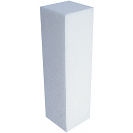 Burmax White Buffing Block 150 Grit