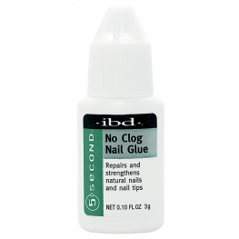 IBD 5 Second No Clog Nail Glue