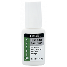IBD 5 Second Brush-On Nail Glue