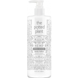 The Potted Plant Herbal Blossom Body Lotion