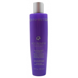 No Inhibition Age Renew Revitalizing Shampoo