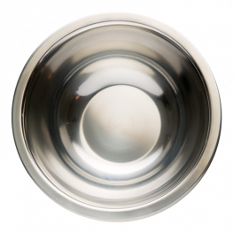 Sunlights Silver Mixing Bowl