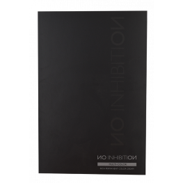 No Inhibition Paper Swatch Chart