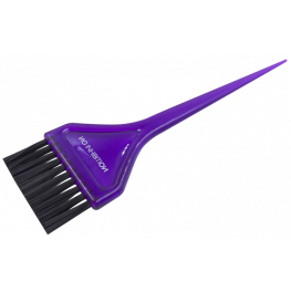 No Inhibition Multicolor Brush