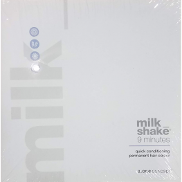 Milk_Shake 9 Minute Color Chart