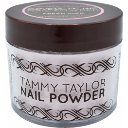 Tammy Taylor Cover It Up Nail Powder - Fresh Pink