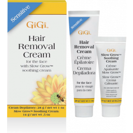 Gigi Sensitive Facial Hair Removal Cream