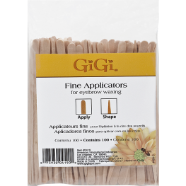 GiGi Fine Wax Applicators