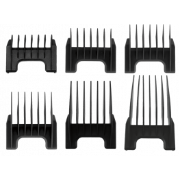 Wahl Chromstyle 6 Piece Comb Set