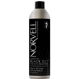 Norvell Black Out Pro Competition Airbrush Solution