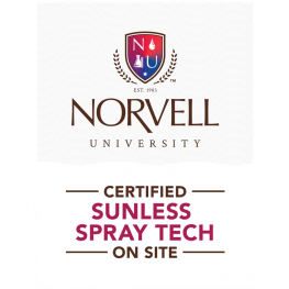 Norvell Certified Tech On Site Window Decal