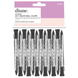 Diane Duck Bill Clips 12 Pack