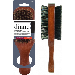 Diane 100% Boar 2-Sided Club Brush