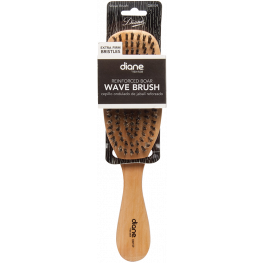 Diane Reinforced Boar Extra Firm Wave Brush