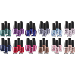 OPI Nail Lacquer Downtown LA Collection 36 Piece Stock In A Box