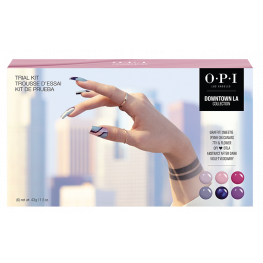 OPI Powder Perfection Downtown LA Collection 6 Piece Trial Pack