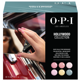 OPI GelColor Hollywood Collection Add-On Kit #1