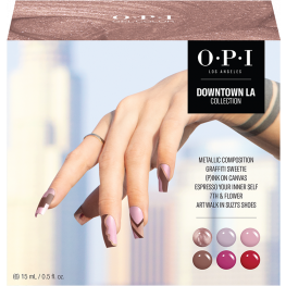 OPI GelColor Downtown LA Collection Add-On Kit #1