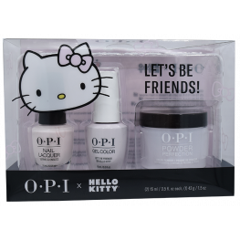 OPI Hello Kitty Collection Let's Be Friends Trio Pack